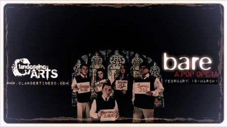 ***From The Archives***  <br>  Bare: A Pop Opera   <br>February 19 - March 1, 2015