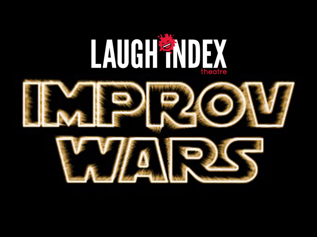 Laugh Index Theatre: Improv Wars<br> April 23, 2018