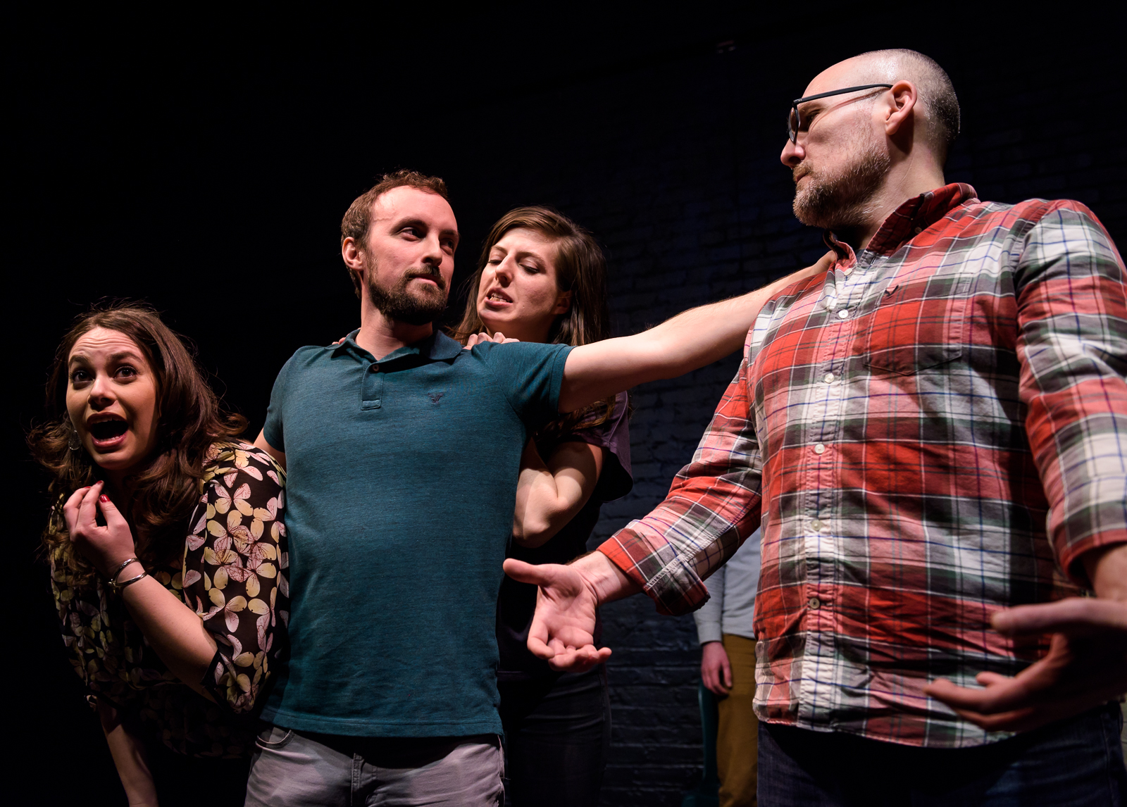 Washington Improv Theatre: Road Show<br>November 9 - 25, 2017