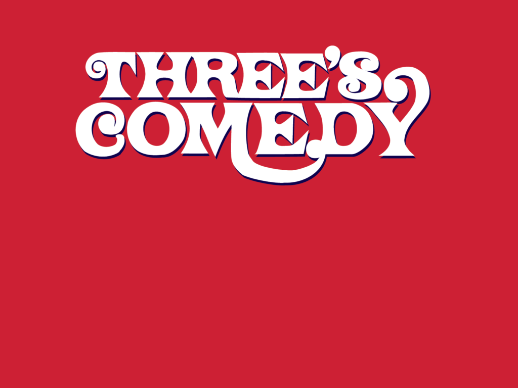Laugh Index Theatre: Three's Comedy <br> May 2, 2018