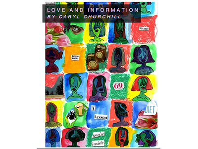 Purple Crayon Production: Love and Information <br> January 20, 2018