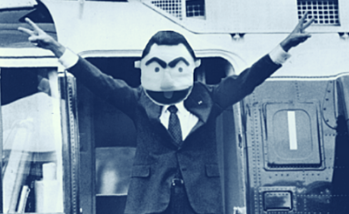 AnyStage Theater: Watergate...With Puppets! <br> November 30 - December 15, 2018